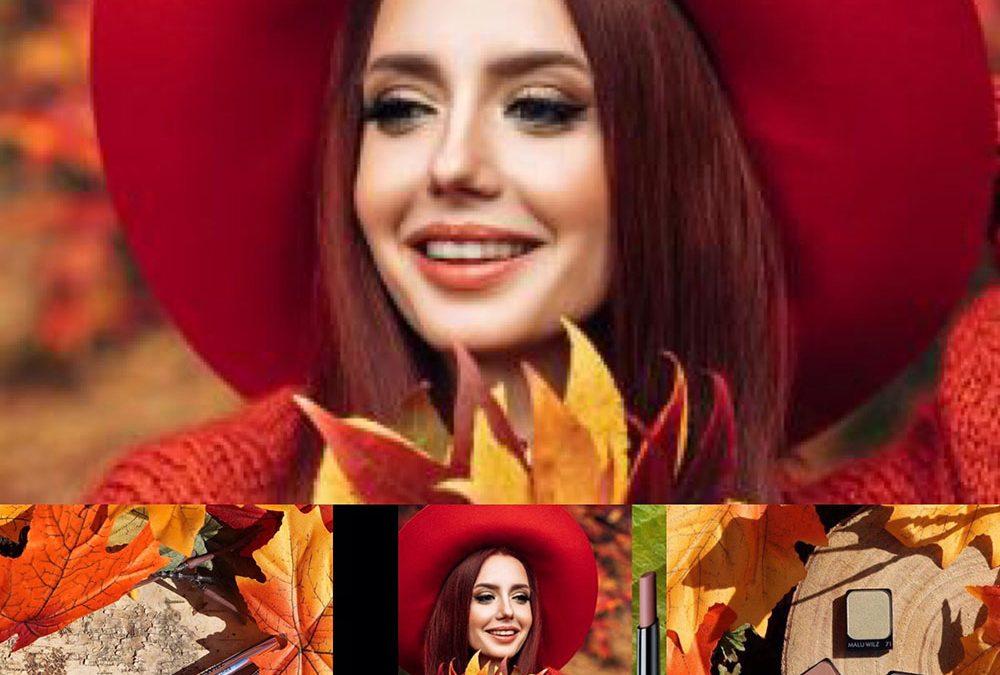 FALL IN LOVE met de nieuwe herfst/winterkleuren